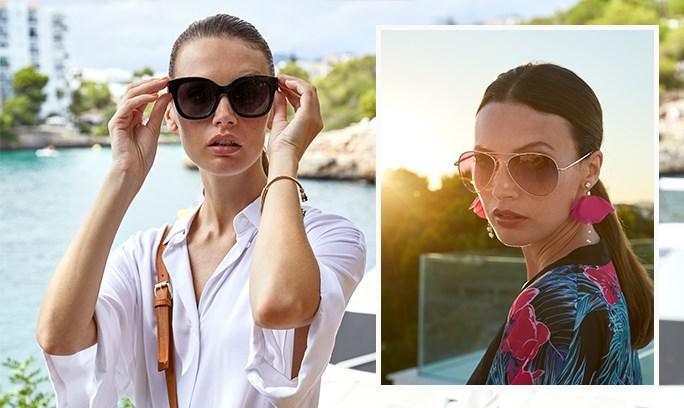 Πως να επιλέξετε γυαλιά ηλίου ανάλογα με το σχήμα του προσώπου σας
