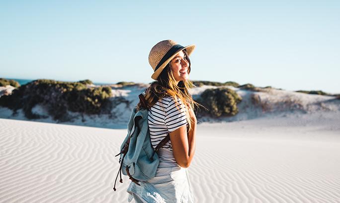 Τρεις τρόποι που τα ταξίδια κάνουν τη ζωής σας καλύτερη