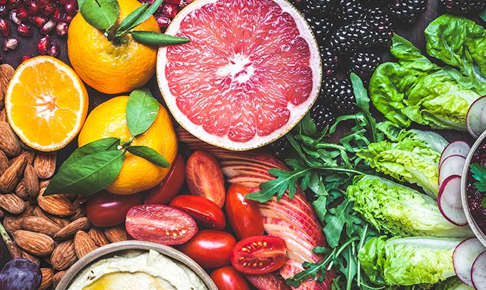 5 δημιουργικοί τρόποι να τρώτε περισσότερα λαχανικά