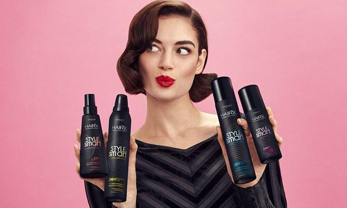 Get the look με τα μυστικά των HairX StyleSmart