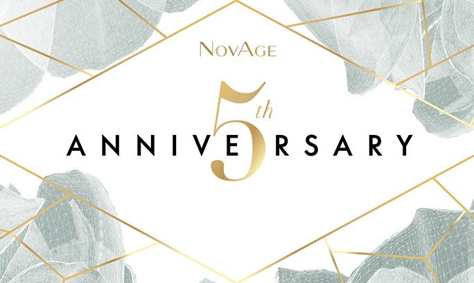 Ένας φόρος τιμής στη NovAge: 5 Λόγοι που Αγαπάμε την πιο Προηγμένη Σειρά Περιποίησης Επιδερμίδας